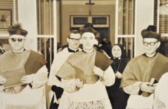 L'ingresso di don Pietro Margini a Sant Ilario d'Enza