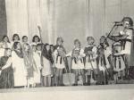 La rappresentazione del 5 gennaio 1974