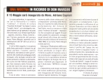Intrecci. Liturgia e Vita - Rassegna Stampa - Gazzettino santilariese aprile 2011