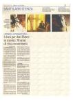 Intrecci. Liturgia e Vita - Rassegna Stampa - Resto del Carlino 12 maggio 2011
