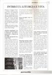 Intrecci. Liturgia e Vita - Rassegna Stampa - Via Emilia maggio 2011