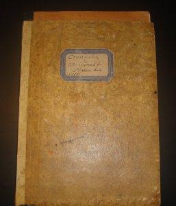Cronache e Memorie di Parrocchia 1919-