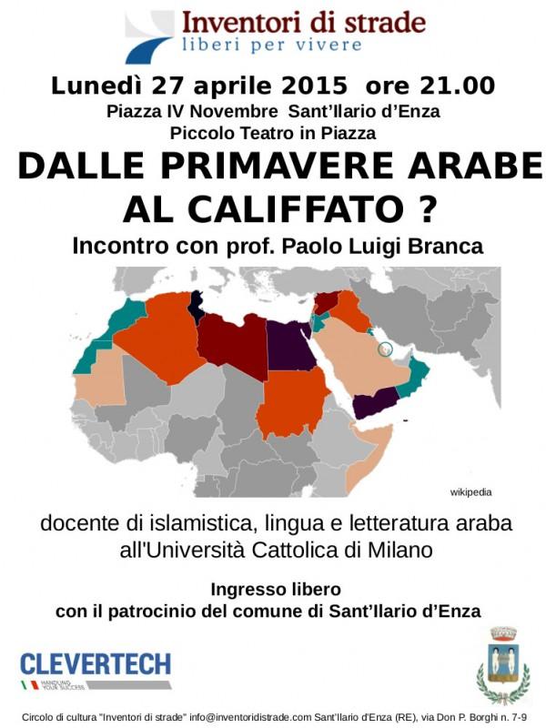 Dalle primavere arabe al califfato?