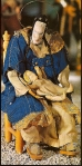 Presepio - Madonna e Bambino