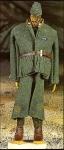 Presepio - Militare italiano