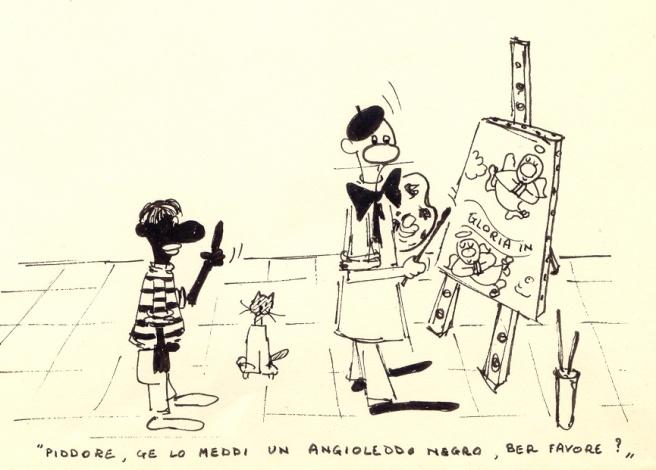 Natale 2011 - Vignetta