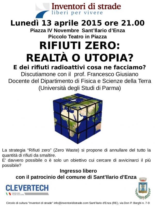Rifiuti zero: realtà o utopia?