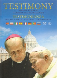 Testimony - Locandina del film